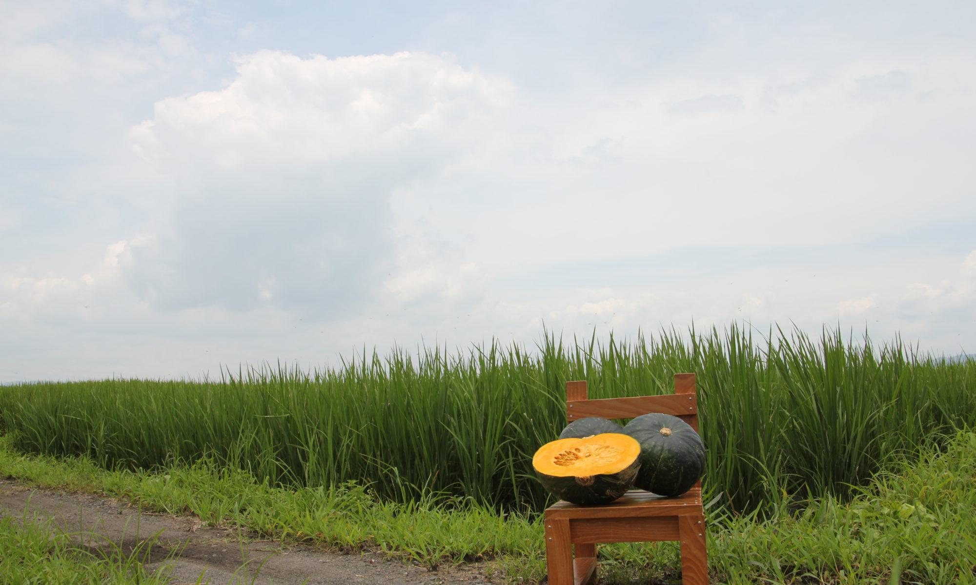 吉坂農園Webサイト